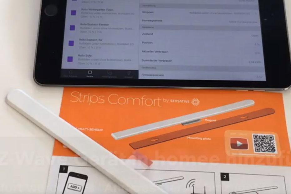sensative strips comfort review