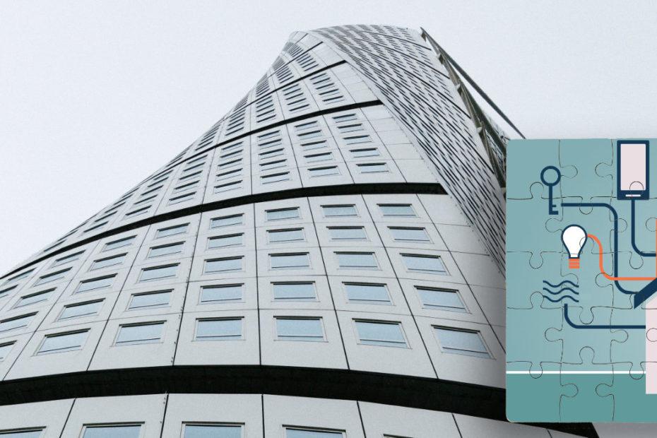 sensative smart buildings