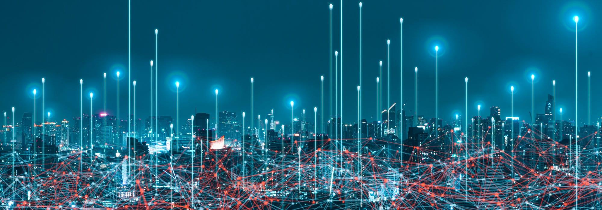 data driven smart city