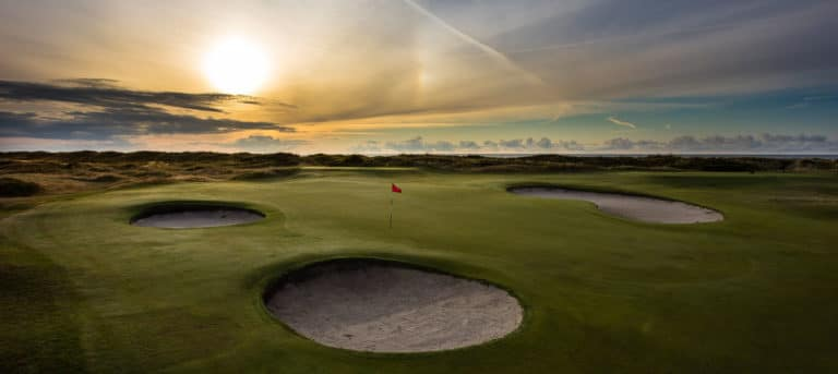 sensative project at falsterbo golf club