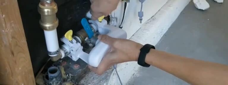aquascope ball valve