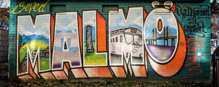 graffiti malmo